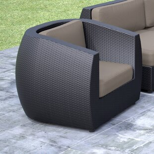 Seattle Lounge Chair with Cushion