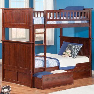Maryellen Bunk Bed with Storage by Viv + Rae