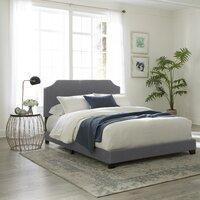 Zipcode Design Kyara Upholstered Standard Bed Queen