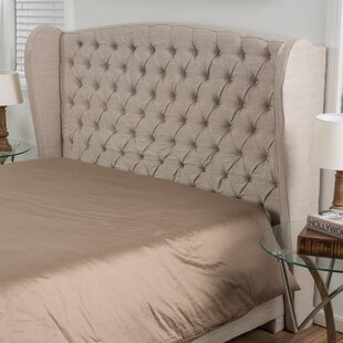 Best Deals Eno Upholstered Headboard by One Allium Way
