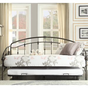 Laurencho Daybed with Trundle by One A..