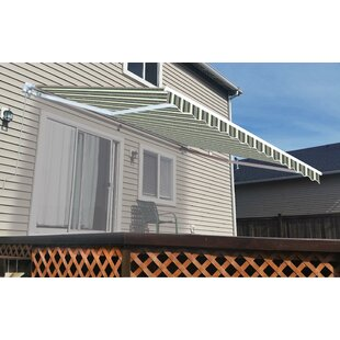 ALEKO Retractable Patio Awning