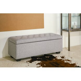 Charlton Home Kettner Upholstered Storage..