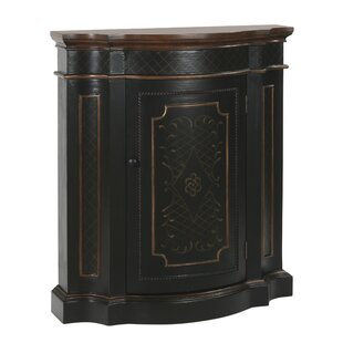 Mucia Narrow Console Accent cabinet by Gail's Accents