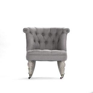 Amelie Slipper Chair by Zentique