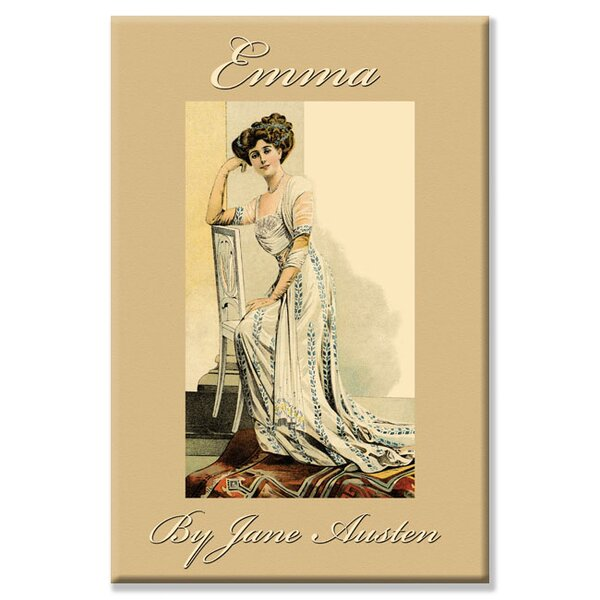 Buyenlarge Emma Graphic Art On Wrapped Canvas Wayfair