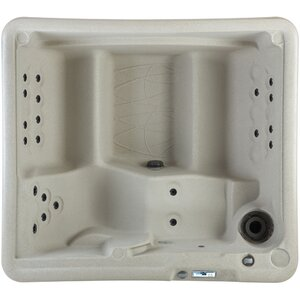 5-Person 21 Jet Spa Plug and Play Spa