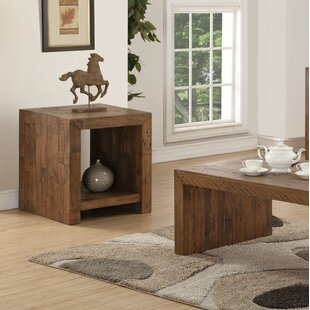 Mccart End Table by Gracie Oaks