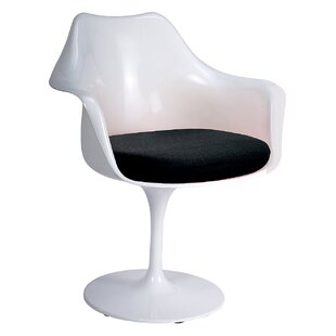 Mikels Swivel Armchair by Orren Ellis