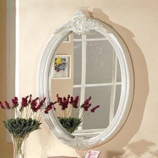Rosdorf Park Bordner Transitional Accent Mirror
