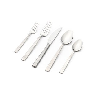 Matte Satin Finish Flatware Wayfair