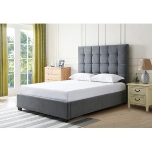 Shop For Neal Upholstered Panel Bed by Canora Grey Reviews (2019) & Buyer's Guide