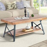 Argus Coffee Table with Storage by Gracie Oaks