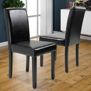 Holladay Upholstered Dining Chair Set of 2