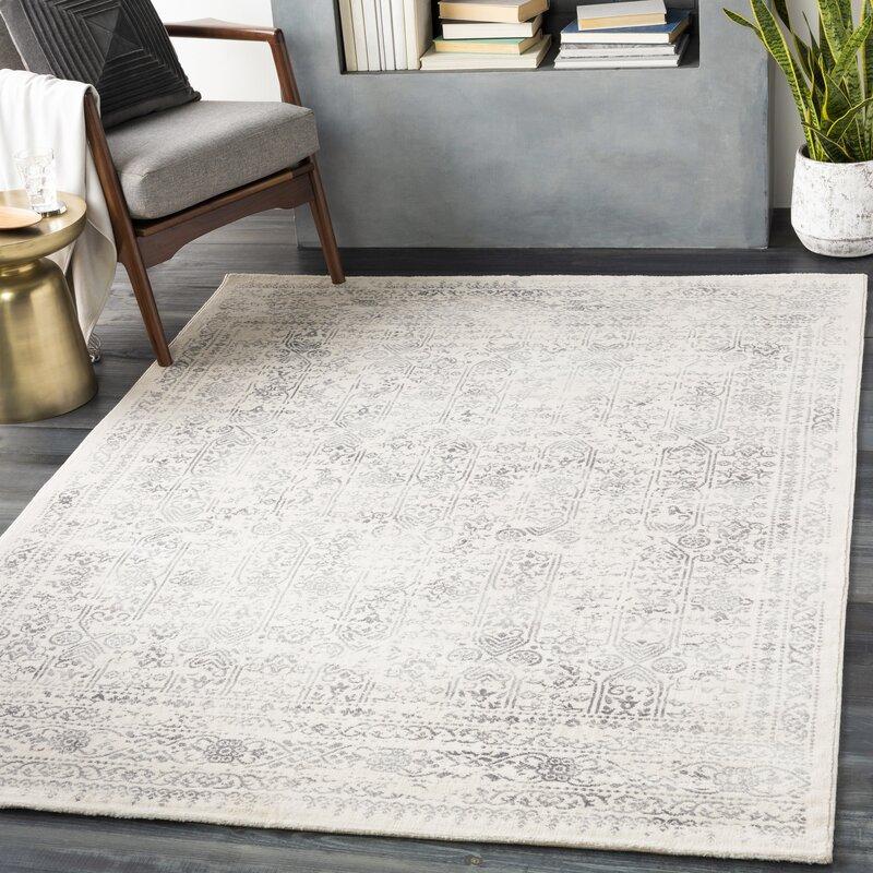 Ophelia Co Copenhaver Oriental Gray Area Rug Reviews Wayfair
