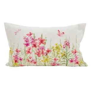 Holst Floral Fields Lumbar Pillow