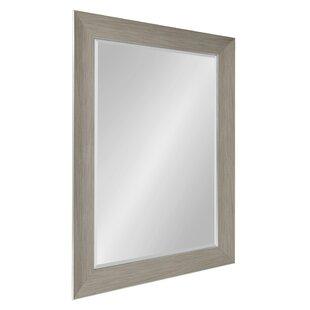 Winston Porter Perna Framed Beveled Accent Mirror