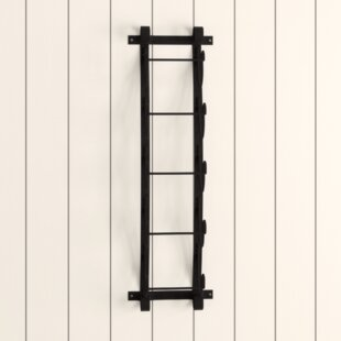 Ancona 5 Bottle Wall Mounted Wine Rack By ClassicLiving