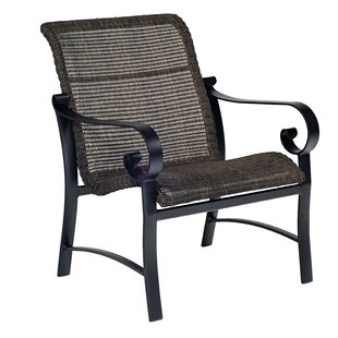 Woodard Belden Woven Patio Chair