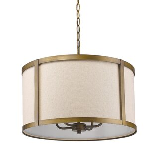Charlton Home Lily 4-Light Pendant