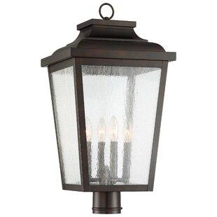 Mayhugh 4-Light Lantern Head by Three Posts