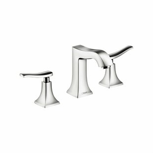 Hansgrohe Metris C Two Handles Widespread Standard Bathroom Faucet
