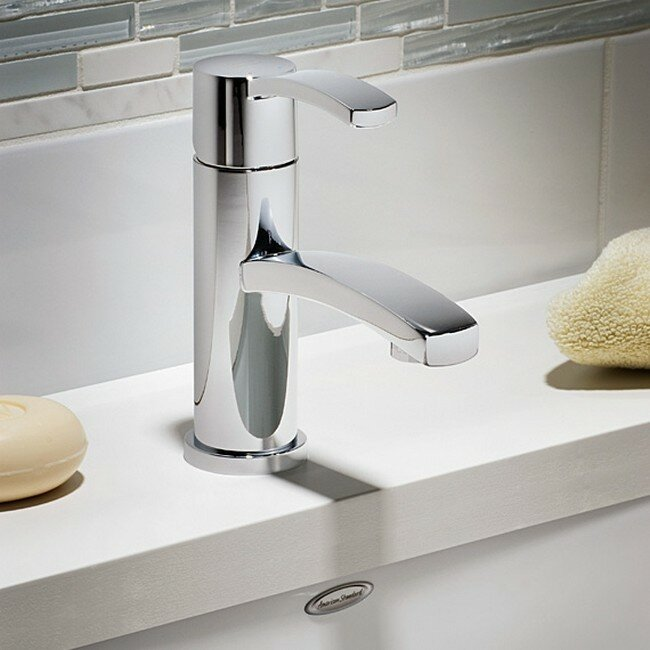 american standard berwick single hole bathroom faucet with single