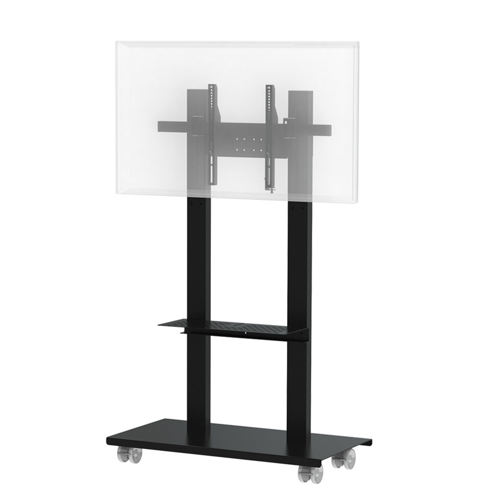 Avfi Monitor Floor Stand Mount For 40 70 Screens Wayfair