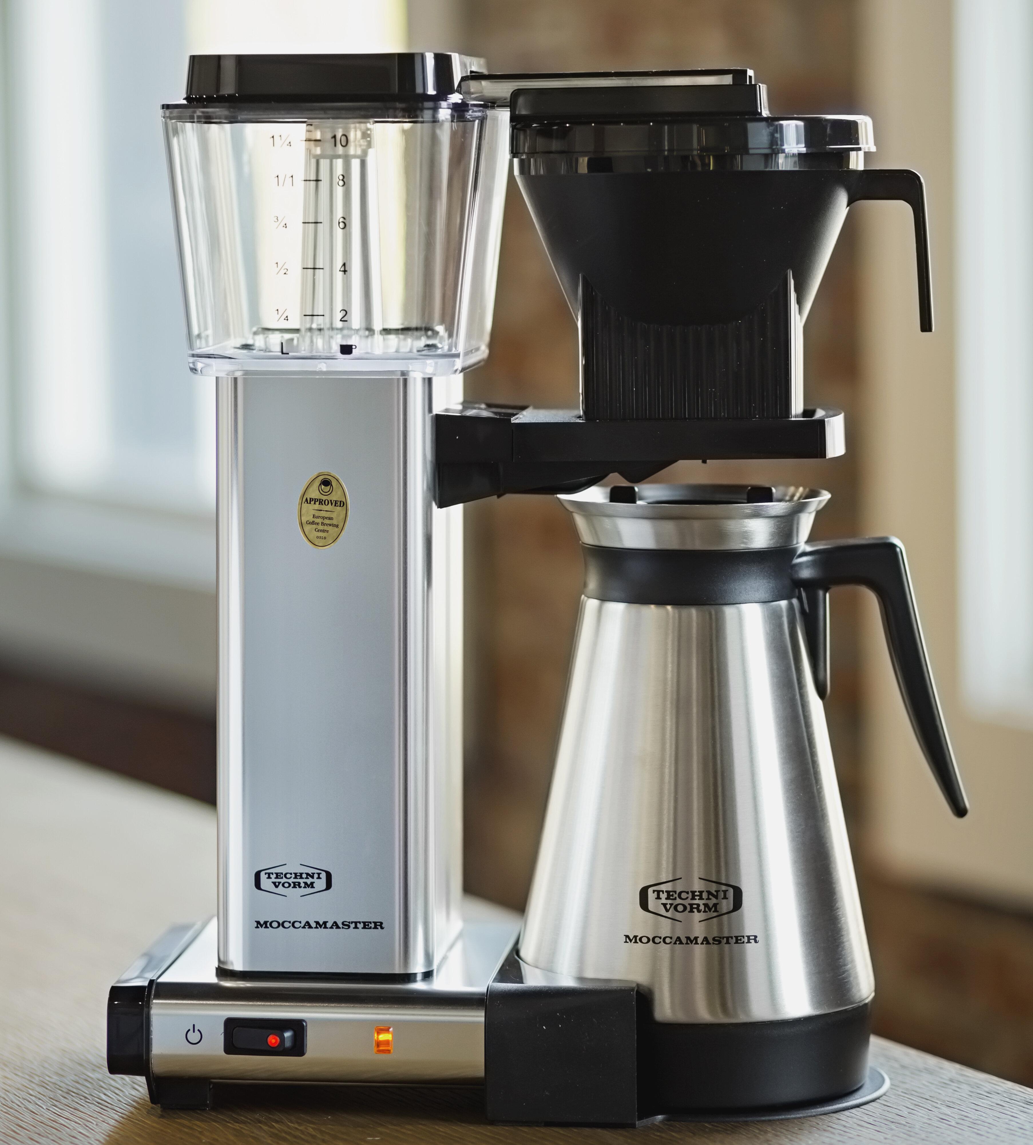 Moccamaster 10 Cup Kbgt Coffee Brewer Reviews Wayfair