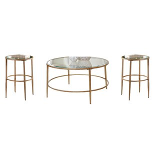 Birch Lane? Heritage Prairie 3 Piece Coffee Table Set