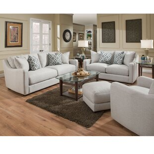 Buy luxury Charlaine Configurable Living Room Set by Bungalow Rose Reviews (2019) & Buyer's Guide