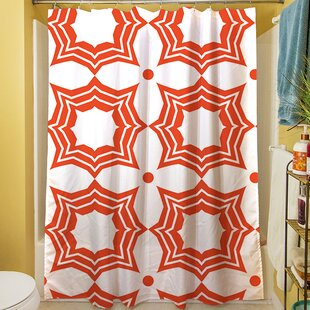 Sparkle Single Shower Curtain by Manual Woodworkers & Weavers Spacial Price