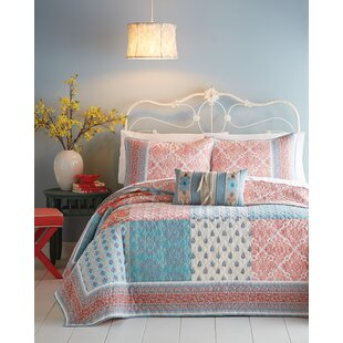 Jessica Simpson Home Indian Sunrise Quilt
