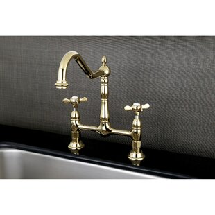 Vintage Bridge Kitchen Faucet | Wayfair