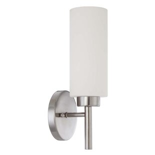 Sunset Lighting Rossington 1-Light Bath Sconce