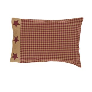Louisa Star Pillow Case (Set of 2)
