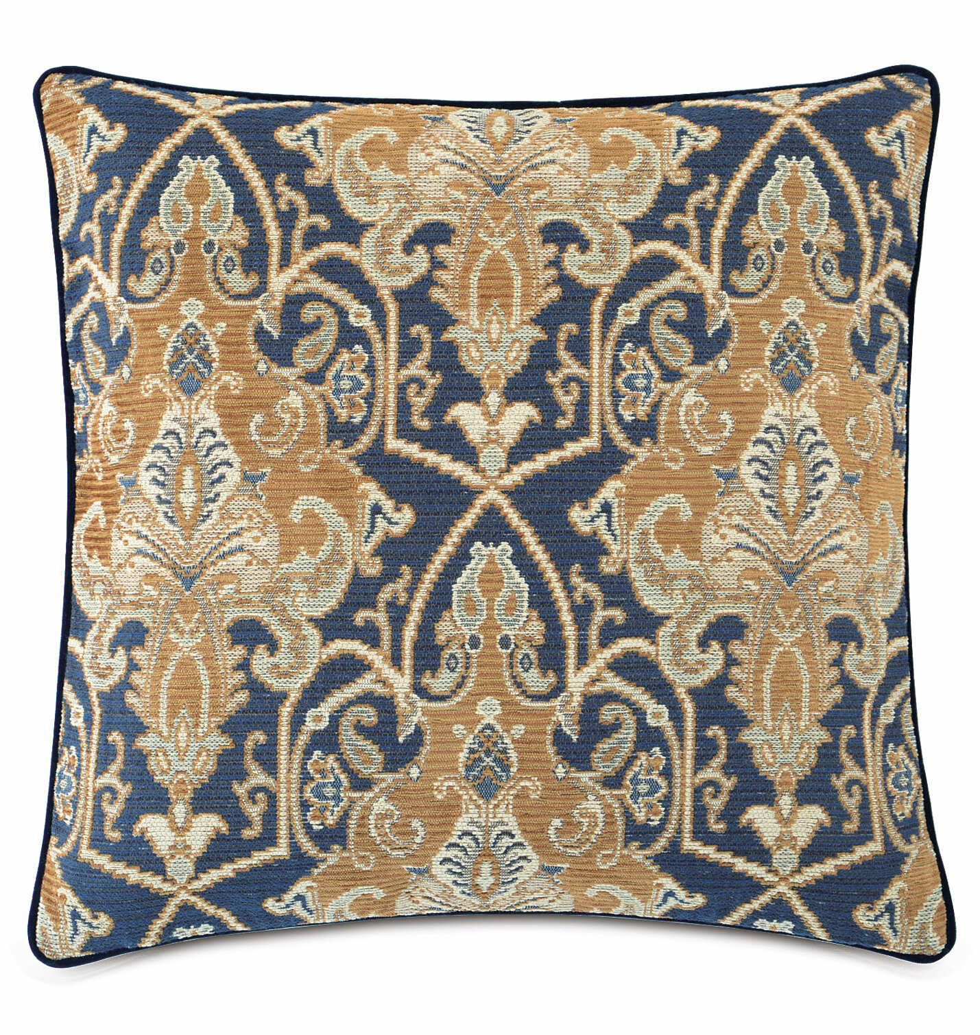 Eastern Accents Arthur Damask Throw Pillow Wayfair
