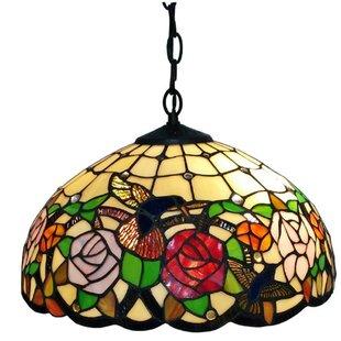 2-Light Bowl Pendant by Am..