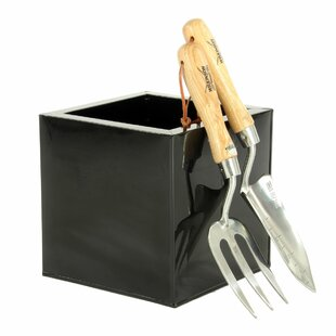 Liana Metal Planter Box By Freeport Park