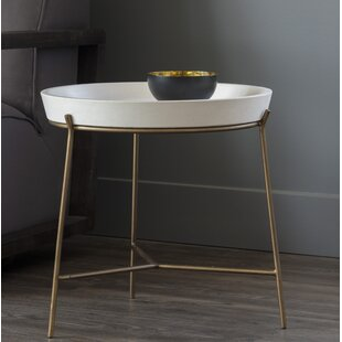 Remy Concrete Tray Table