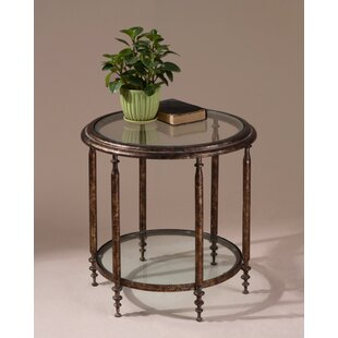 Uttermost Leilani End Table
