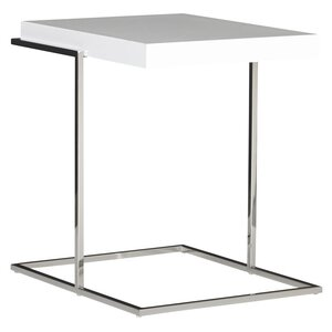 Melody Rectangular End Table by Wade Logan