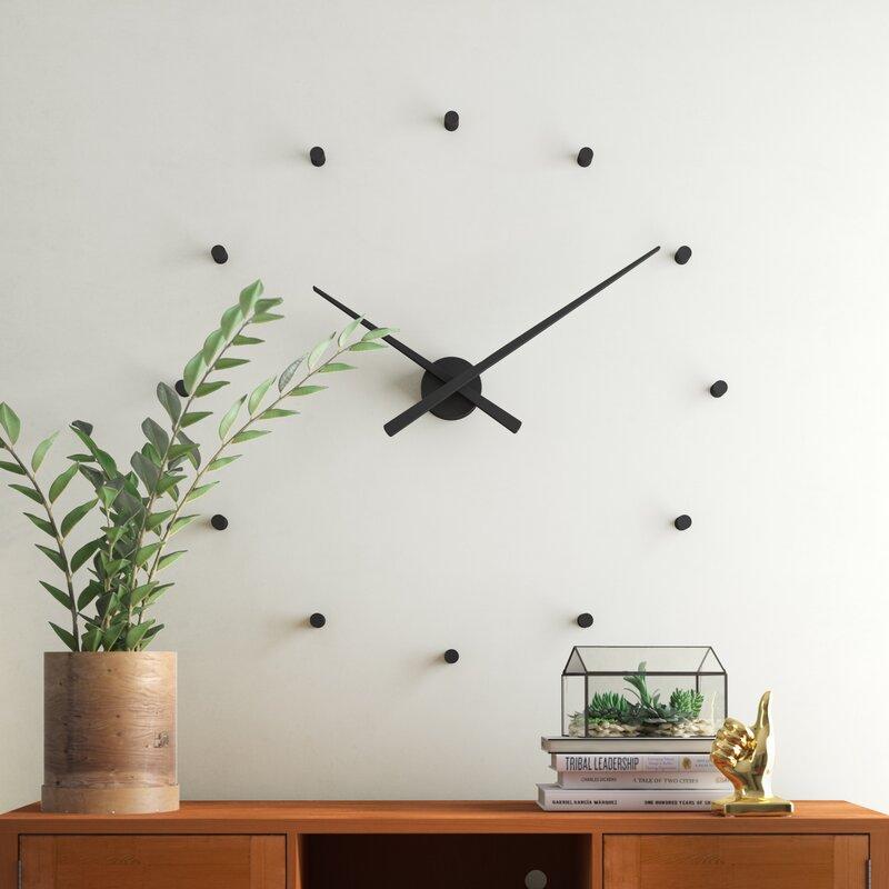 Calvet Wall Clock