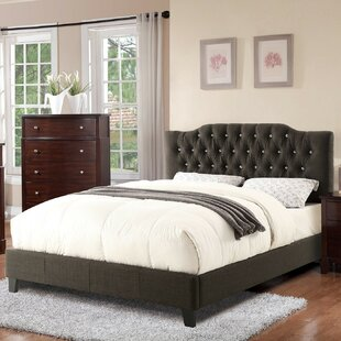 Jennings Way Queen Upholstered Platform Bed
