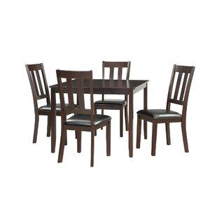 Swann 5 Piece Dining Set