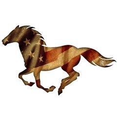 Running Horses Wayfair