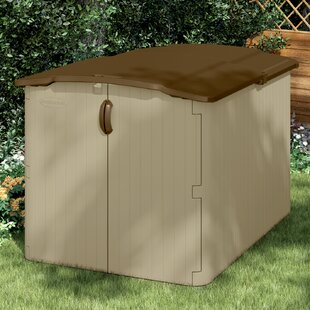 Sprouse Plastic Tool Shed By Sol 72 Outdoor
