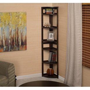 Gustafson Flip Flop Folding Corner Unit Bookcase By Union Rustic