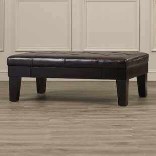 Darby Home Co Milton Drawer Ottoman