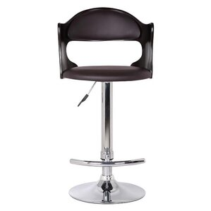 Adjustable Height Swivel Bar Stool by Con..